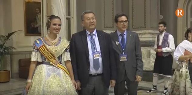 València dóna la benvinguda als països representants de la ruta de la seda