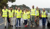 La Diputación invierte 8,5 millones de euros en la mejora de la carretera entre Picassent y Montserrat