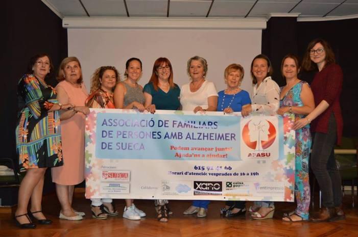 Naix a Sueca l'Associació de Familiars de Persones amb Alzheimer