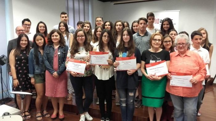 L'alumna de l'IES Almussafes, Mireia Bort, guanya el Premi Territorial de Ficcions 2016 de València