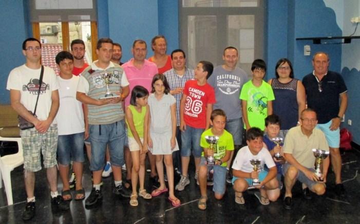 Almussafes convoca el seu desé sèptim torneig d'escacs