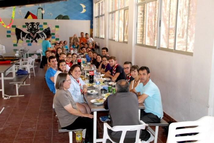 Juniors M.D. Almussafes finalitza amb èxit el seu campament d'estiu