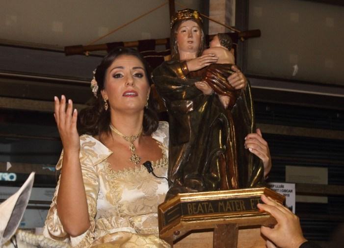 Dimecres 7 de setembre L'Alcúdia festejarà l'Entrà de la Mare de Déu de l'Oreto