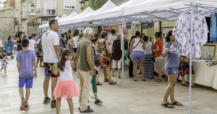 Las iniciativas comerciales consiguen revitalizar el centro y las calles peatonales de Cullera
