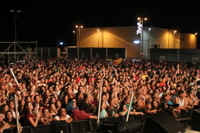 L'EspigaRock es consolida com el festival de referència de música en valencià a la comarca