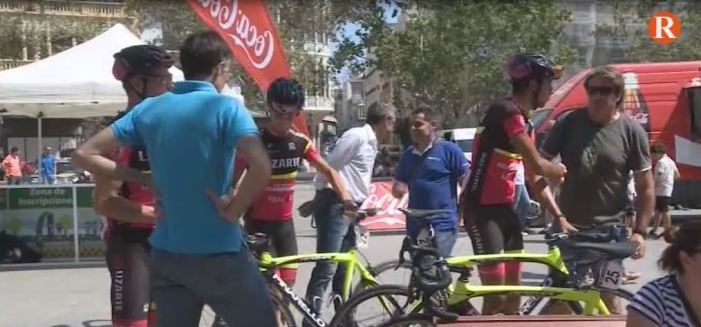 Arranca la Volta Ciclista  – trofeu Diputació a la província de València