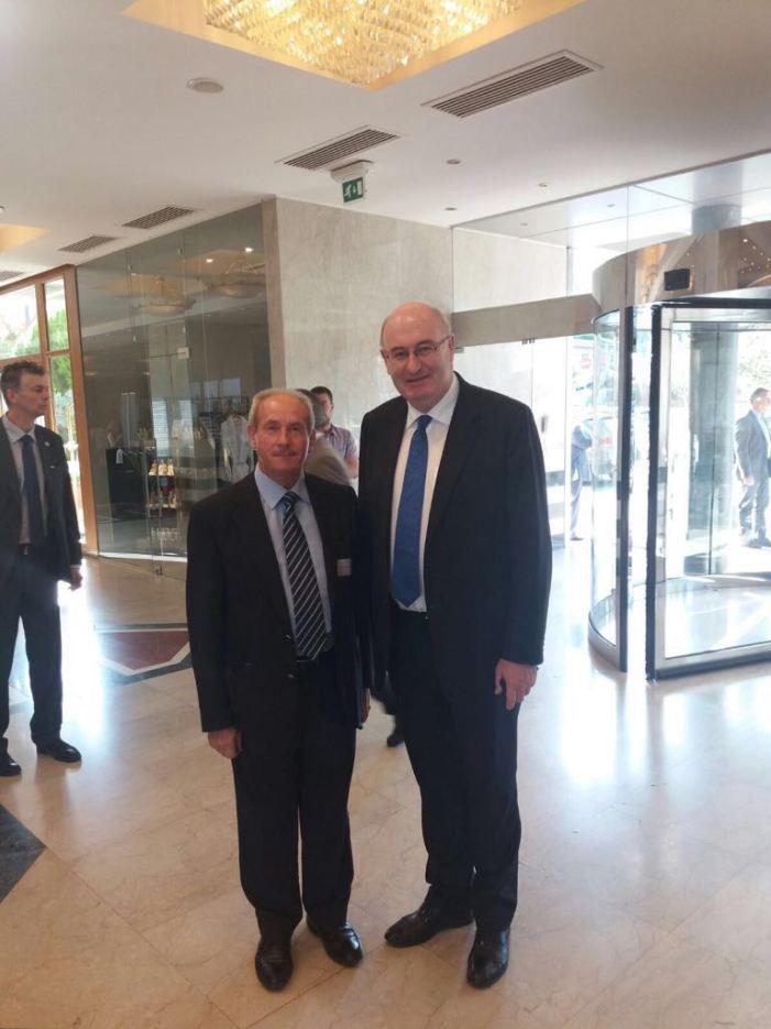Aguado exige a la CE en el congreso de los agricultores de Europa una solución a las cesiones citrícolas ante Sudáfrica Atenas,