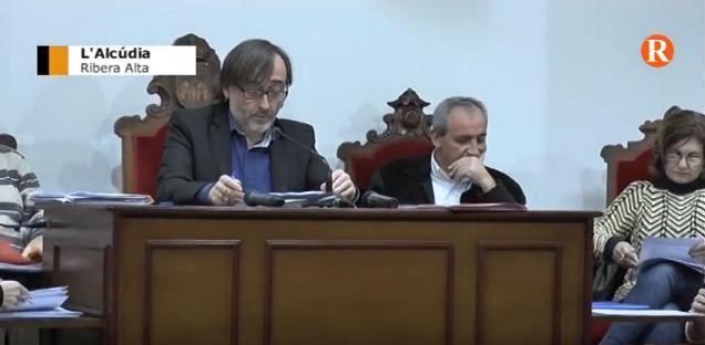 L'últim plenari de l'any a l'Alcúdia centrat en demanar explicacions a Iberdrola