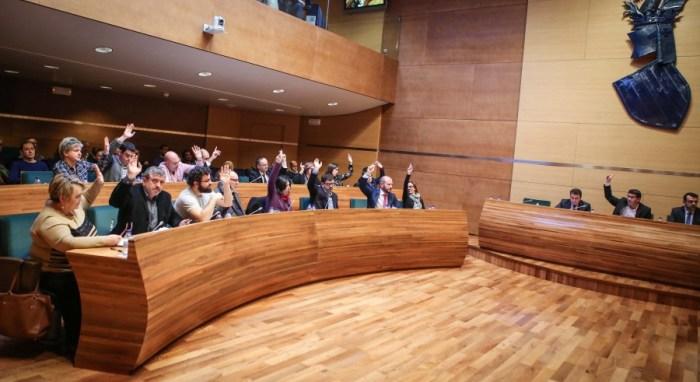 La Diputación aprueba el Presupuesto General para 2017 con el voto a favor de 5 de los 6 grupos representados