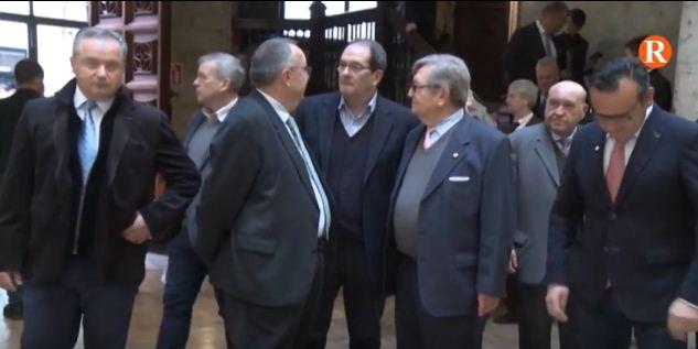 Puig i Cebrián es reuneixen amb la Federació de Comunitats de Regants de la CV