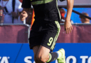 El futbolista d'Almussafes Abel Ruiz aconseguix la victòria de la selecció espanyola sub-17 a Croàcia