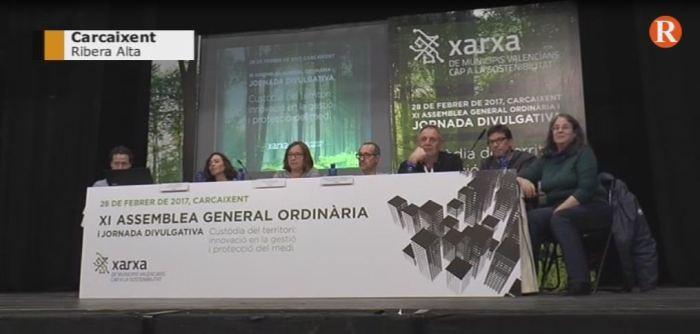 La Xarxa de Municipis Valencians es reuneix a Carcaixent