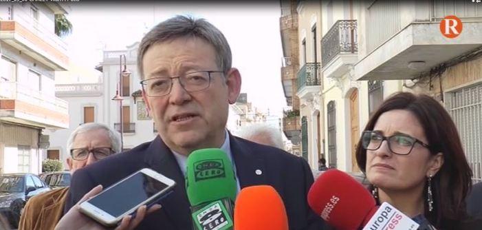 Generalitat es compromet a finalitzar la transformació del regadiu en el Canal Xúquer- Túria