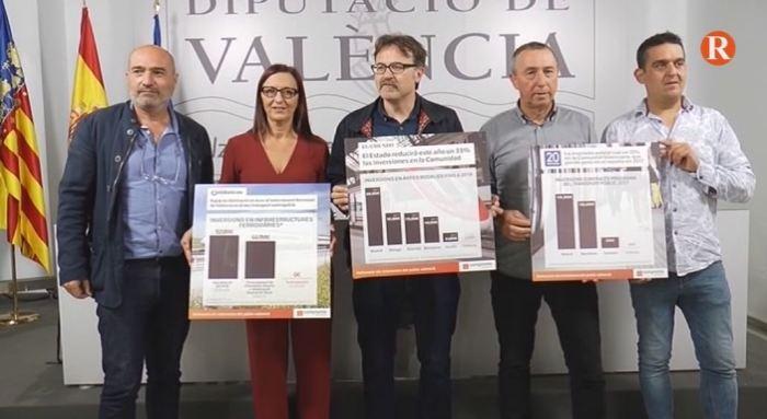 Compromís expressa la seua indignació pel tracte que rep València en els PGE