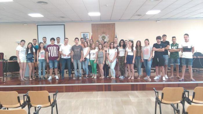 Alberic lliura 11.000 euros en ajudes entre els seus universitaris