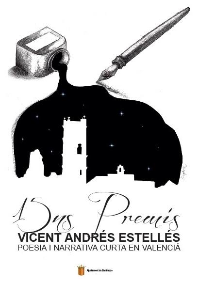 Mesbahi i Lledó s'imposen en els XV Premis Vicent Andrés Estellés de Benimodo