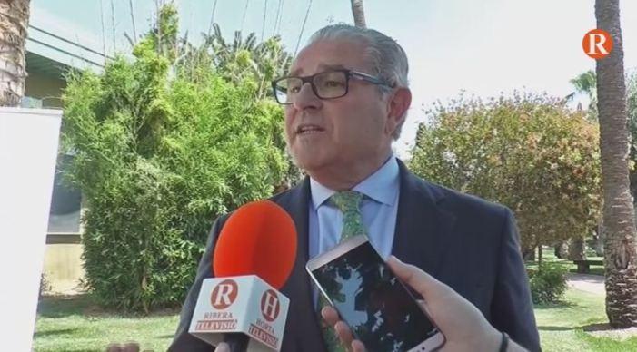 Arnandis reclama una gestió de crisi a nivell Europeu  davant de problemàtiques com la de fruita d'estiu
