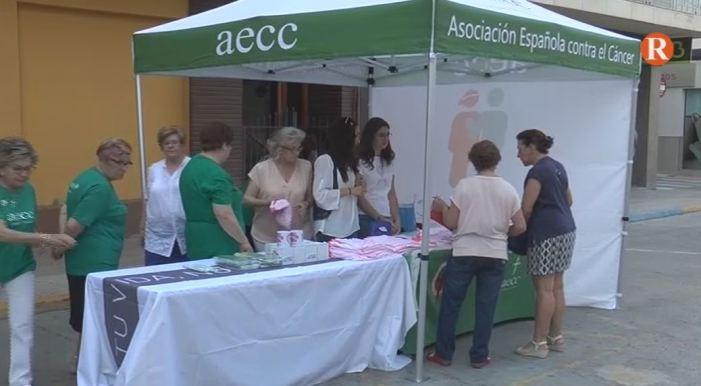 """Més de 400 persones participen de la II Marxa """"Sollana contra el càncer"""""""