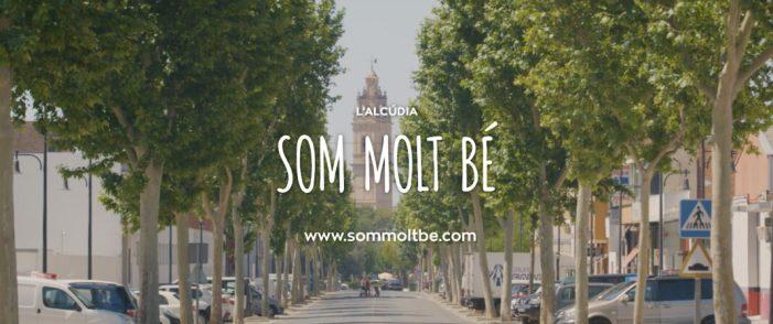 L'Alcúdia es promociona a través de la campanya SOM MOLT BÉ