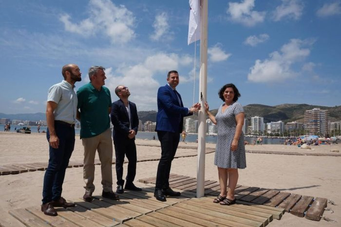 Cullera lidera el nombre de platges excel·lents en la província
