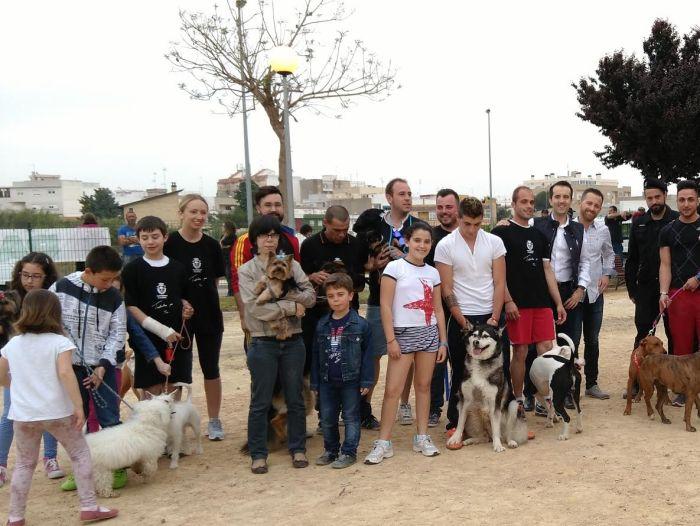 Alberic inicia una campanya contra l'abandó animal a l'estiu