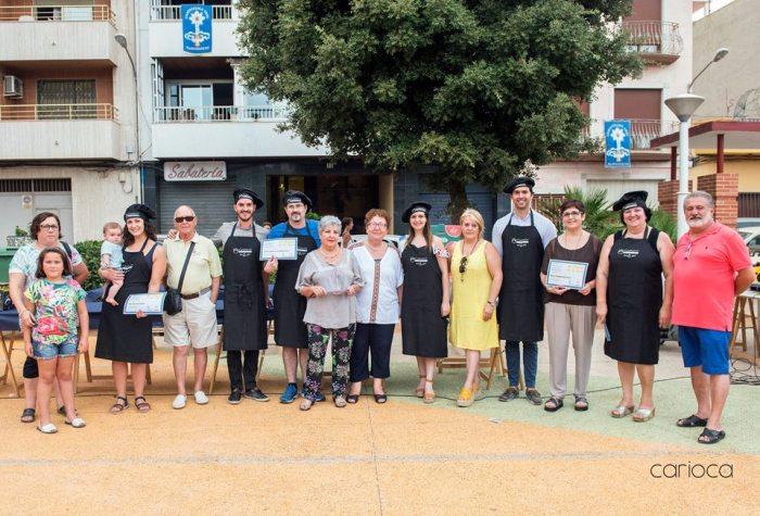 El Forn Pastisseria Rosa guanya la VI Ruta de la Tapa d'Almussafes
