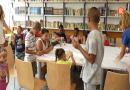 Alzira acull l'escola d'estiu al barri de l'Alquerieta