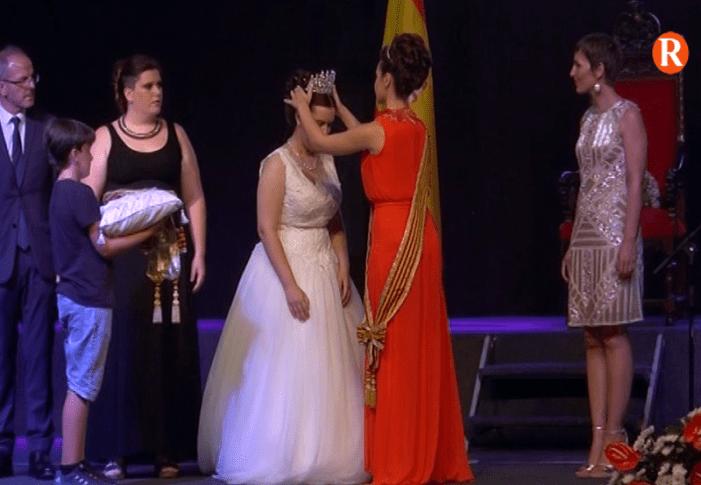 Benifaió presenta la seua reina per a les festes de 2017