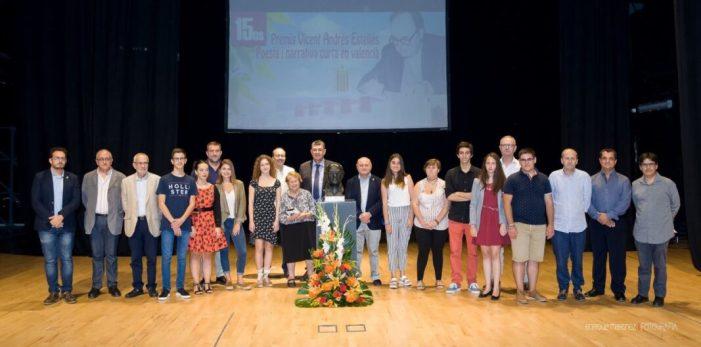 Benimodo recorda Estellés en la festa de la literatura valenciana