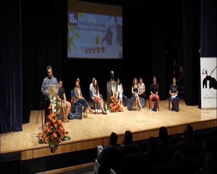 S'han atorgat els guardons dels Premis Vicent Andrés Estellés a Benimodo.