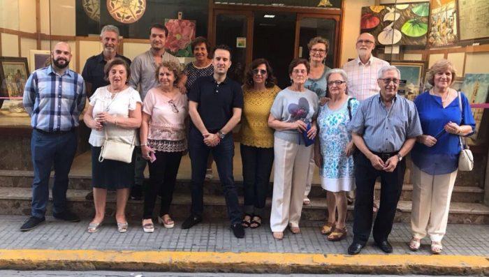 Alberic premia a l'escola de futbol, el club de pintors i un metge en les seues Distincions d'Honor del 9 d'Octubre