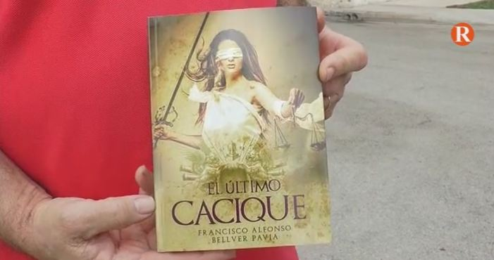 """El último cacique"", l'última novel·la de Francisco Bellver"