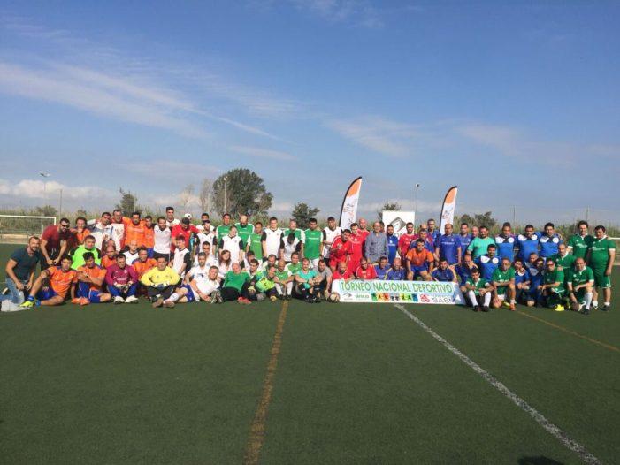 La Comunidad Valenciana y Andalucía se disputarán el título de mejor selección de fútbol Pro Salud Mental