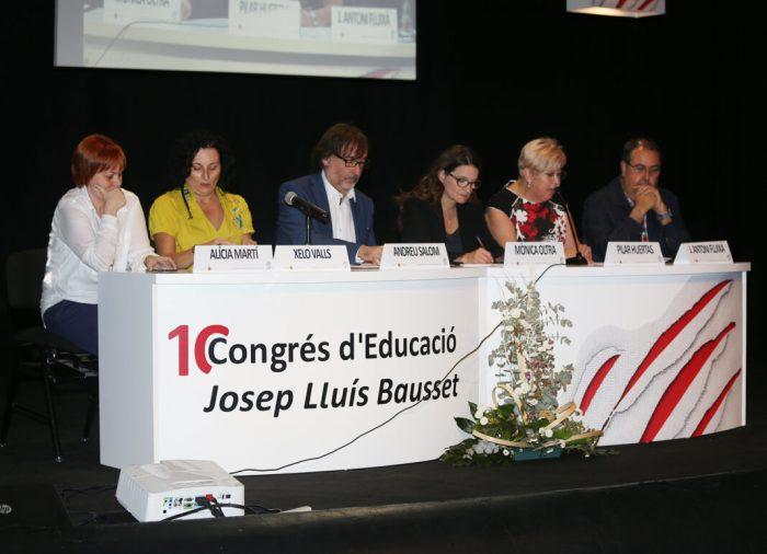 Conclou el 10é Congrés d'Educació Josep Lluís Bausset de l'Alcúdia