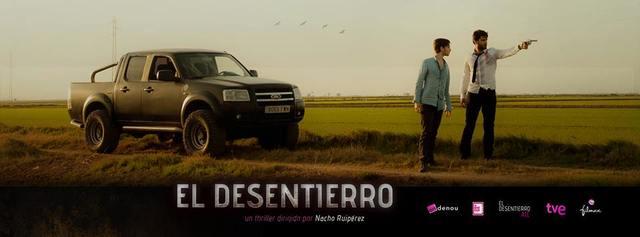 """Arranca el rodatge de """"El Desentierro"""" a Sueca"""