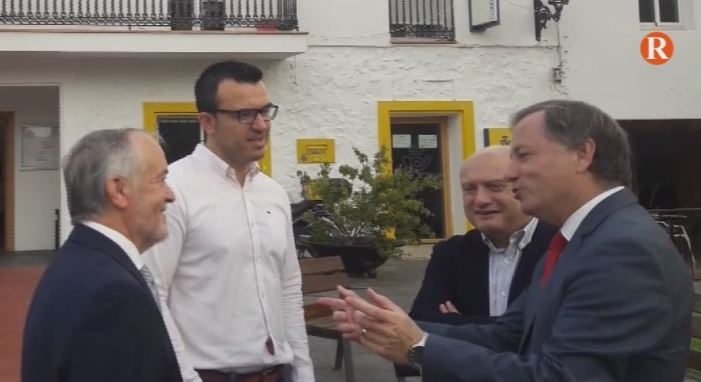 El Govern inverteix 54M€ en infraestructures i foment de l'ocupació agrària en la  comarca de la Ribera Alta
