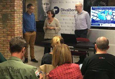 Divalterra informa les pimes valencianes sobre les possibilitats d'Internet per millorar els seus negocis
