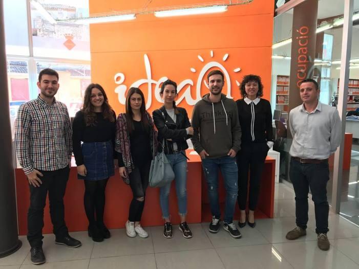 L'Ajuntament d'Alzira participarà en un nou projecte europeu per a la formació de persones adultes