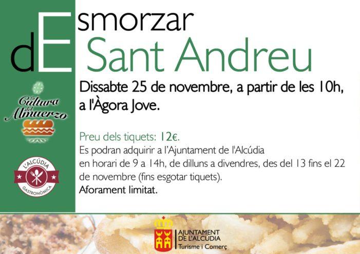 II Esmorzar de Sant Andreu a l' Alcúdia ·