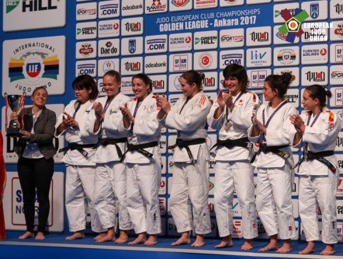 València s'exhibeix en l'elit del judo europeu amb el suport de la Diputació