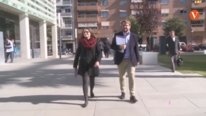 Oltra presideix la reunió de seguiment del Pacte Valencià Contra la Violència de Gènere