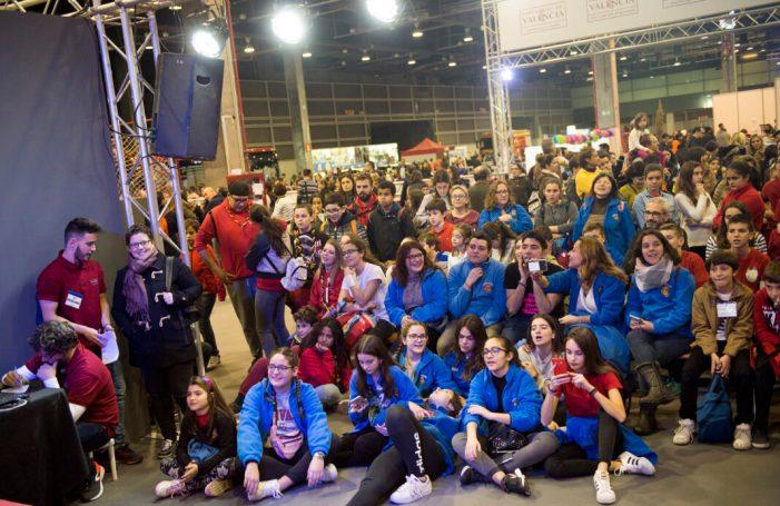 La Diputació innova en la seua oferta d'esport i oci en Expojove amb la Igualtat com a protagonista