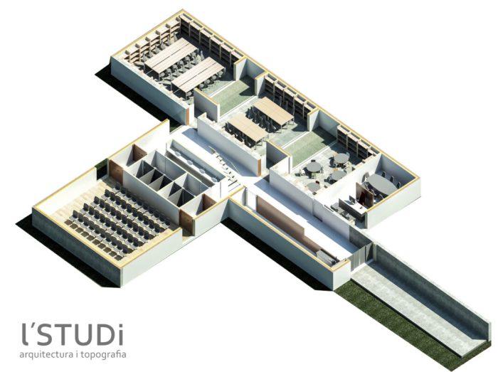 Tous invertirà 300.000 euros en un centre cultural en el cor de la localitat