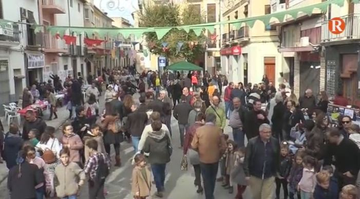 Castelló celebra la Fira d'Entitats