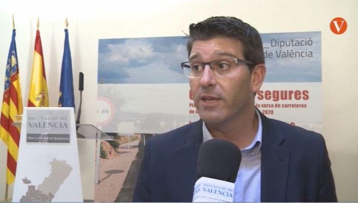 La Diputació invertira 35 milions d'euros en 3 anys en conservació per a tenir unes carreteres més segures