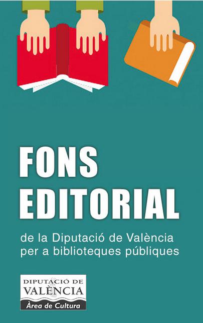 L´Àrea de Cultura obri el vast fons editorial de la Diputació a les biblioteques valencianes