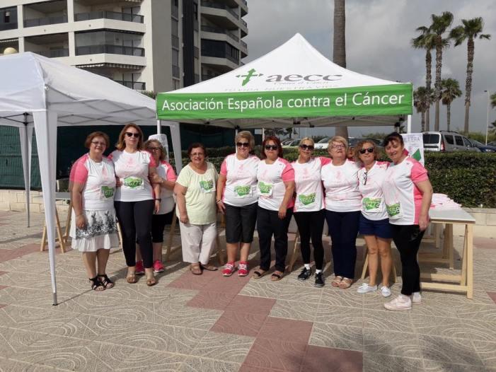 Cullera aconseguix més de 30.000 € per a la lluita contra el càncer