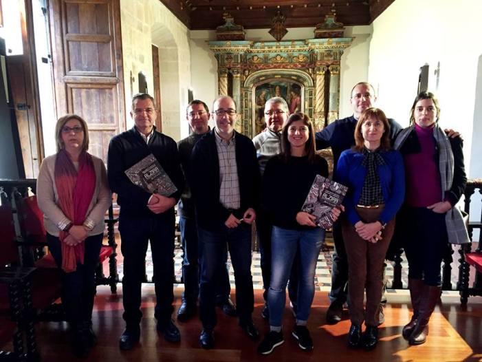 Alzira col•labora en la promoció de la lectura amb els comités d'empresa d'Amcor Flexibles Alzira i MM Packaging