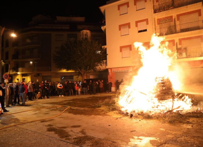 L'Alcúdia festeja Sant Antoni
