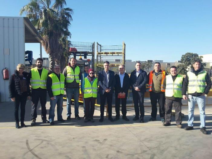 L'Agència d'Ocupació d'Almussafes obri noves vies de formació per a combatre la desocupació